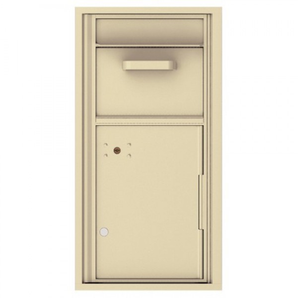 Collection/Drop Box Unit - 4C Wall Mount 9-High - 4C09S-HOP