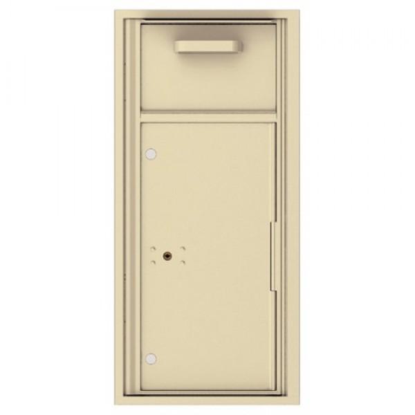 Collection/Drop Box Unit - 4C Wall Mount ADA-Max (10) High - 4CADS-HOP