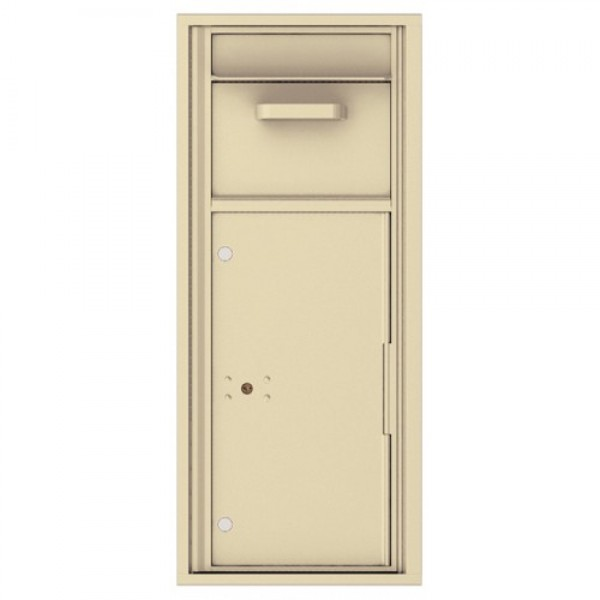 Collection/Drop Box Unit - 4C Wall Mount 11-High - 4C11S-HOP