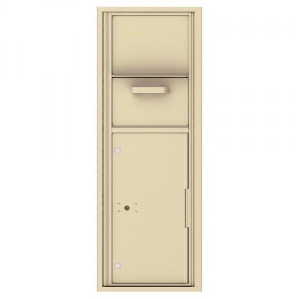 Collection/Drop Box Unit - 4C Wall Mount 13-High - 4C13S-HOP