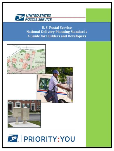 USPS Delivery Planning Guide for Builders and Developers
